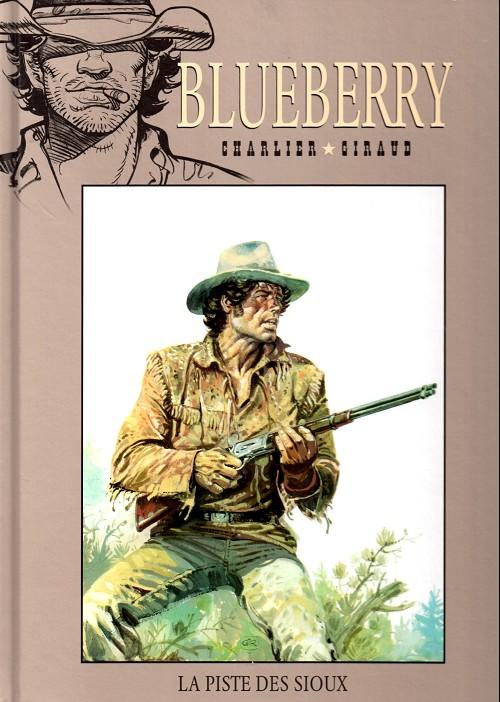 Blueberry – cycle 3 : Le chemin de fer, T9 : La piste aux Sioux (0), bd chez Hachette de Charlier, Giraud