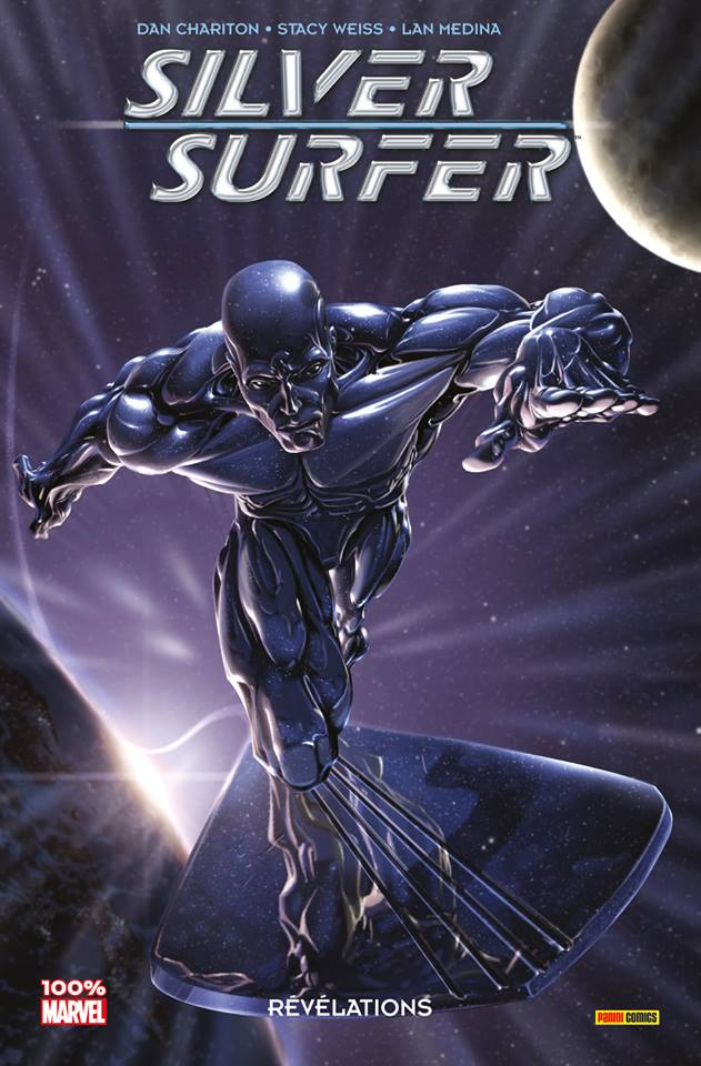 Silver Surfer T2 : Révélations (0), comics chez Panini Comics de Chariton, Weiss, Medina, Tadeo, Crain