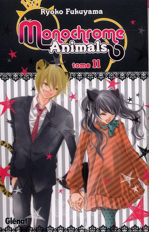 Monochrome animals T11, manga chez Glénat de Fukuyama