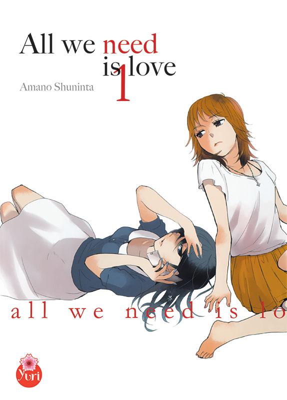 All we need is love T1, manga chez Taïfu comics de Shuninta