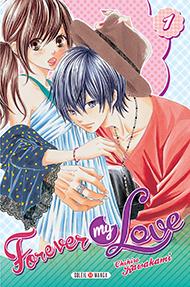 Forever my love T1, manga chez Soleil de Kawakami