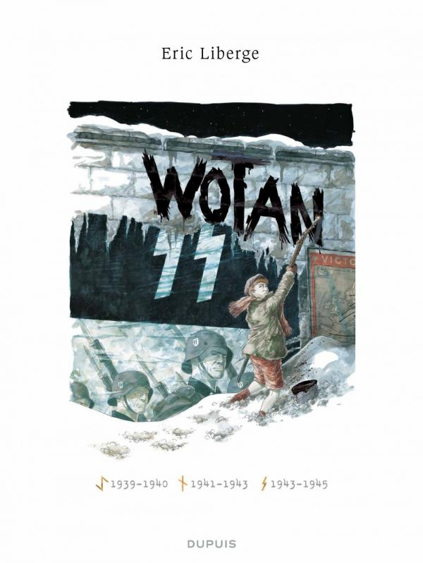 Wotan, bd chez Dupuis de Liberge
