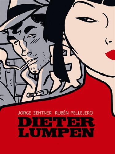 Dieter Lumpen, bd chez Mosquito de Zentner, Pellejero
