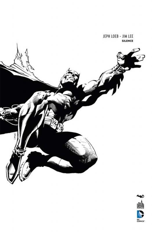 Batman - Silence : Edition noir et blanc 75 ans (0