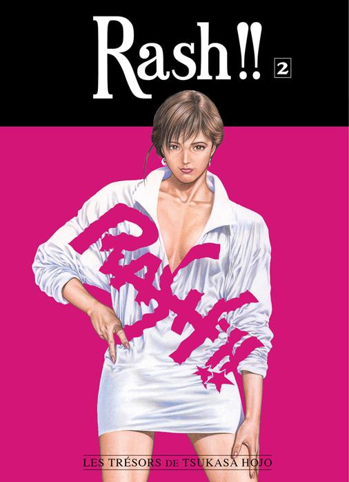 Rash !! T2, manga chez Ki-oon de Hôjô