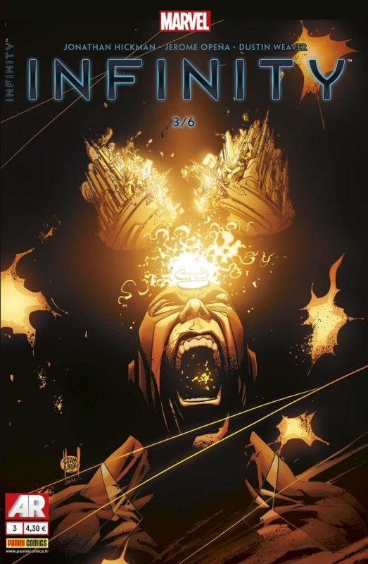 Infinity T3 : Royaumes en ruine (0), comics chez Panini Comics de Latour, Hickman, Tieri, Weaver, Kim, Barrionuevo, Opeña, Ponsor, Sotomayor, Kubert