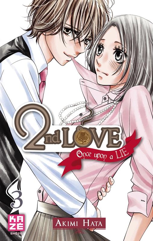 2nd love - once upon a lie  T3, manga chez Kazé manga de Hata
