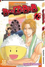 Beelzebub T18, manga chez Kazé manga de Tamura