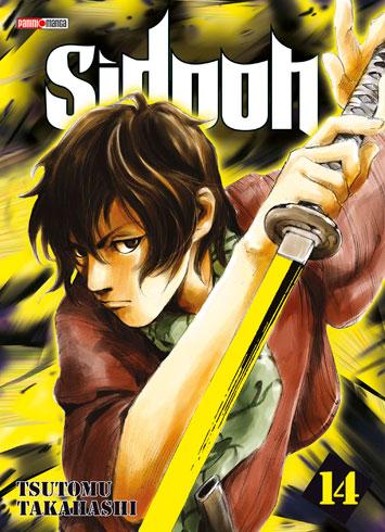 Sidooh – 1 édition, T14, manga chez Panini Comics de Takahashi