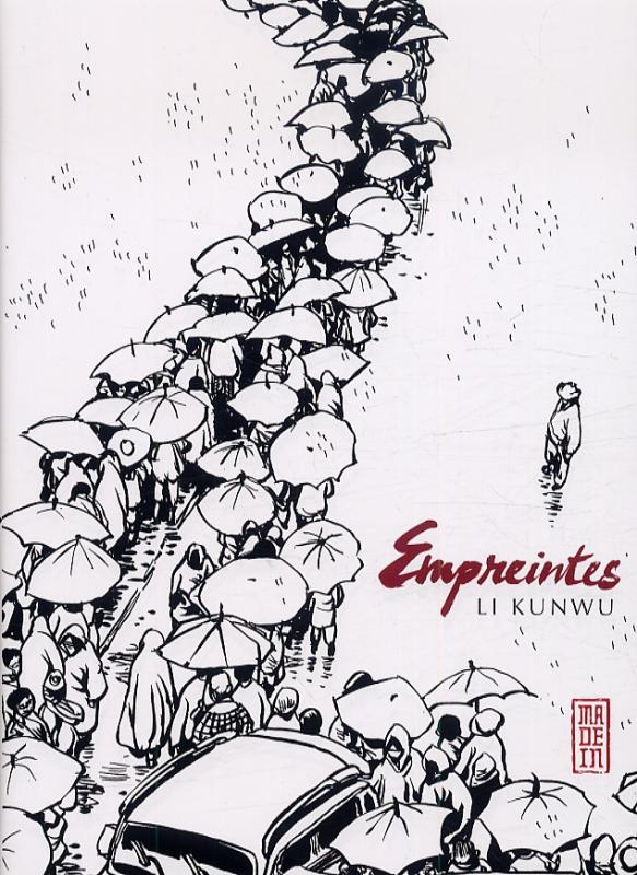 Empreintes, manga chez Kana de Kunwu
