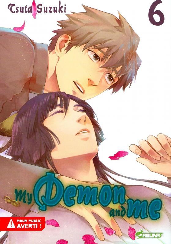 My demon and me T6, manga chez Asuka de Suzuki