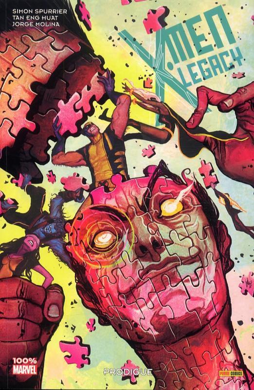 X-Men Legacy T1 : Prodigue (0), comics chez Panini Comics de Spurrier, Molina, Huat, Villarrubia, Rosenberg, Del Mundo