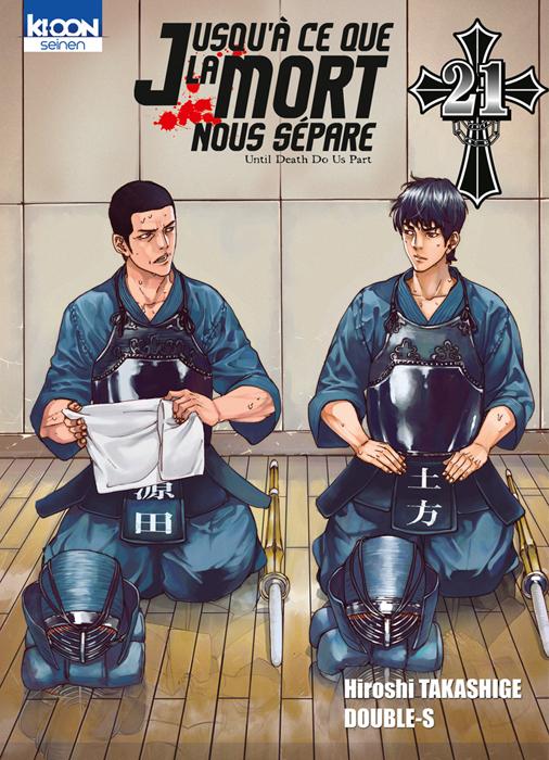 Jusqu'à ce que la mort nous sépare T21, manga chez Ki-oon de Double-s