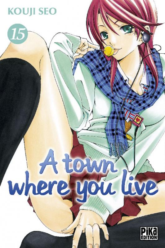 A Town where you live T15, manga chez Pika de Seo