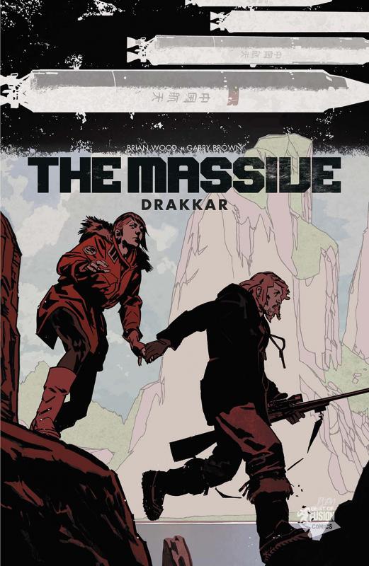 The Massive T3 : Drakkar (0), comics chez Panini Comics de Wood, Brown, Bellaire, Leon