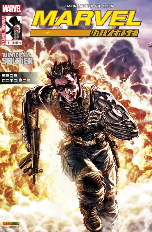 Marvel Universe – V 3, T5 : Une étoile sombre et pesante (0), comics chez Panini Comics de Latour, Klein, Bermejo