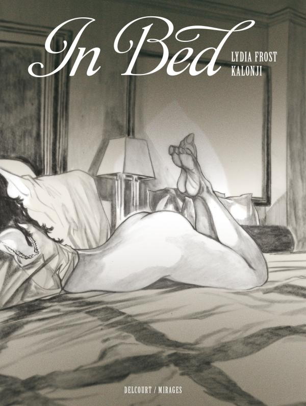 In bed, bd chez Delcourt de Frost, Kalonji