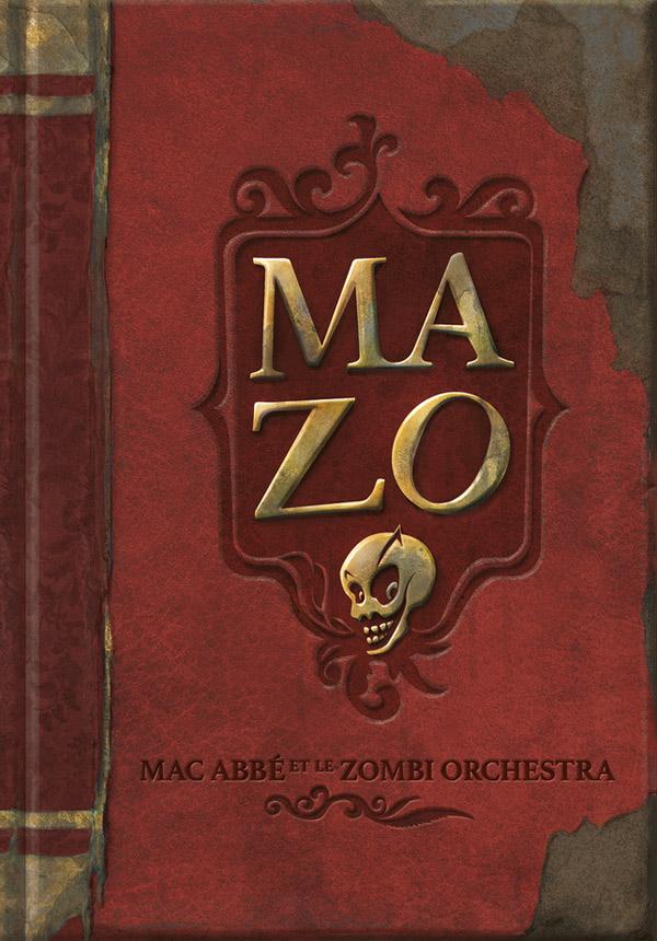 Mazo, bd chez Carotte Production de M.A.Z.O., Avril