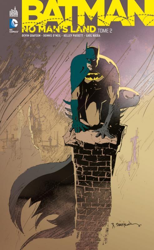 Batman - No man's land T2, comics chez Urban Comics de Grayson, Waid, Rucka, Gale, Puckett, Klink, O'neil, Beatty, Robinson, Pajarillo, Deodato Jr, Pearson, Bogdanove, Winslade, Kuhn, Scott, Davis, Digital Chameleon, Tewes, Laughlin, Garrahy, Horie, Horie, Schwager, Wright, Ro, Bleyaert, Rambo, Wildstorm fx,