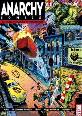Anarchy Comics, comics chez Editions Stara de Collectif, Shelton, Gebbie