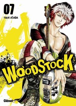 Woodstock T7, manga chez Glénat de Asada