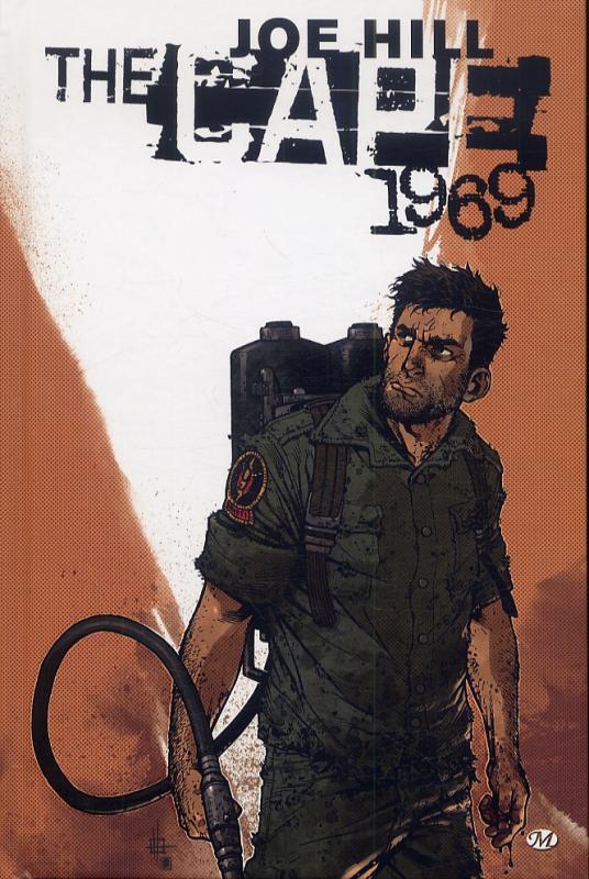 The Cape : 1969 (0), comics chez Milady Graphics de Joe Hill, Ciaramella, Daniel, Howard