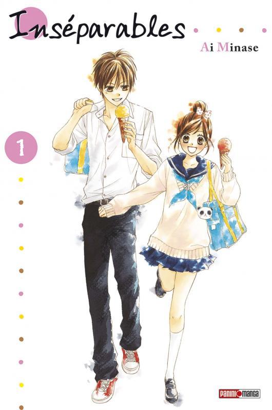 Inséparables  T1, manga chez Panini Comics de Minase