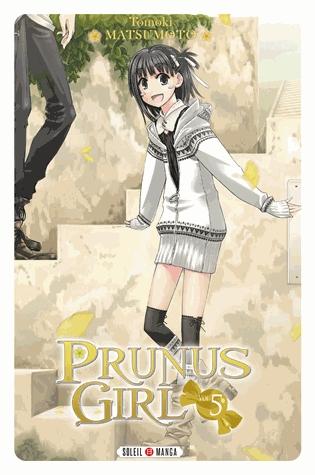 Prunus girl T5, manga chez Soleil de Matsumoto