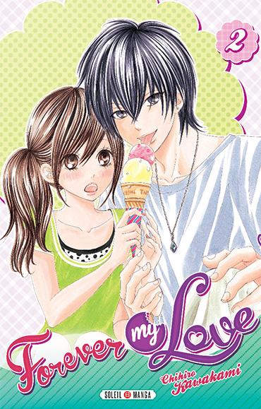 Forever my love T2, manga chez Soleil de Kawakami