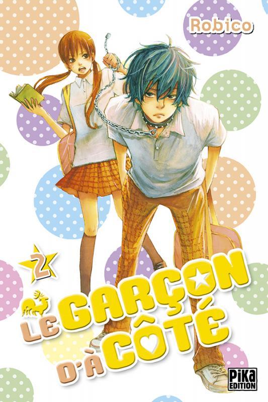 Le garçon d'à côté T2, manga chez Pika de Robico