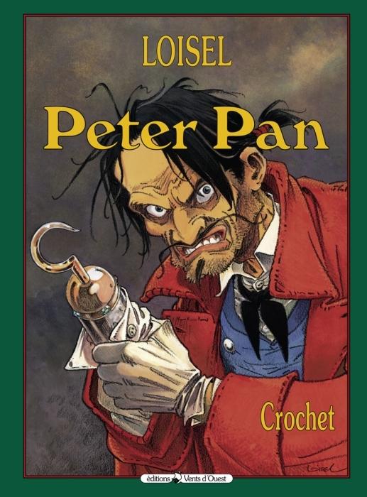 Peter Pan T5 : Crochet (0), bd chez Vents d'Ouest de Loisel
