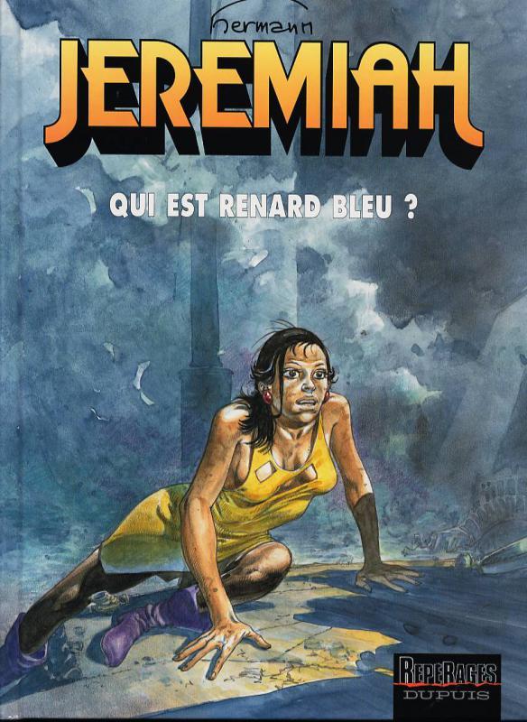 Jeremiah T23 : Qui est renard bleu ? (0), bd chez Dupuis de Hermann