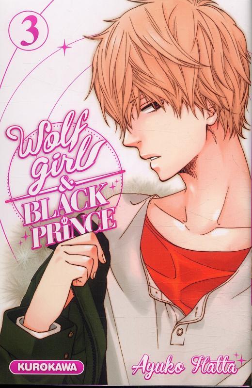 Wolf girl & black prince T3, manga chez Kurokawa de Ayuko