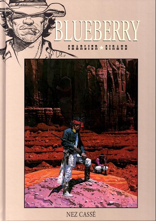 Blueberry – cycle 7 : Blueberry fugitif, T18 : Nez cassé (0), bd chez Hachette de Charlier, Giraud