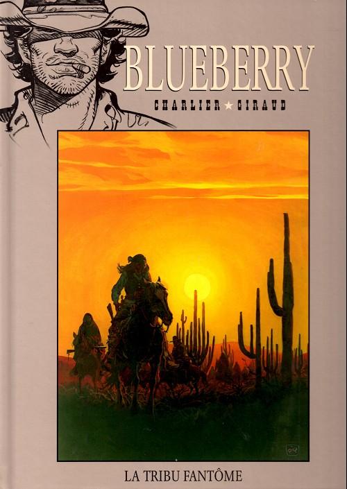 Blueberry – cycle 7 : Blueberry fugitif, T20 : La tribu fantôme (0), bd chez Hachette de Charlier, Giraud