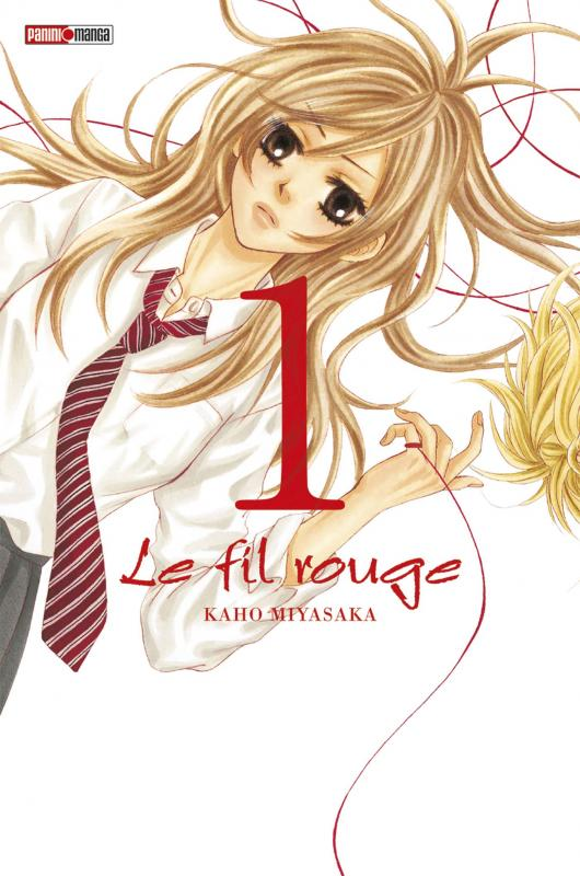 Le fil rouge T1, manga chez Panini Comics de Miyasaka