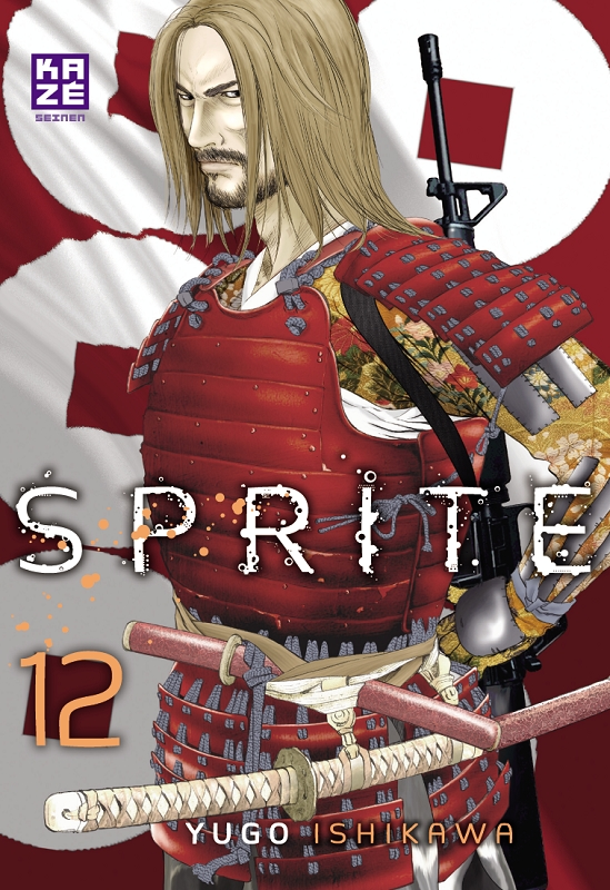 Sprite T12, manga chez Kazé manga de Ishikawa
