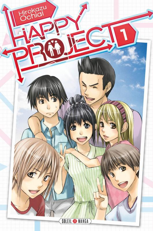 Happy project  T1 : , manga chez Soleil de Ochiai