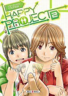Happy project  T2 : , manga chez Soleil de Ochiai