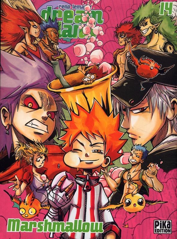 Dreamland  T14, manga chez Pika de Lemaire