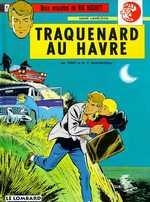 Ric Hochet T1 : Traquenard au Havre (0), bd chez Le Lombard de Duchateau, Tibet