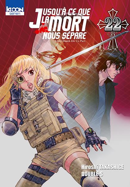 Jusqu'à ce que la mort nous sépare T22, manga chez Ki-oon de Takashige, Double-s