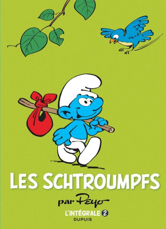 Les Schtroumpfs T2 : 1967-1969 (0), bd chez Dupuis de Peyo