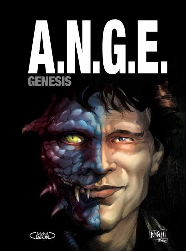 A.N.G.E. T1 : Genesis (0), bd chez Jungle de Robillard, Pacurariu