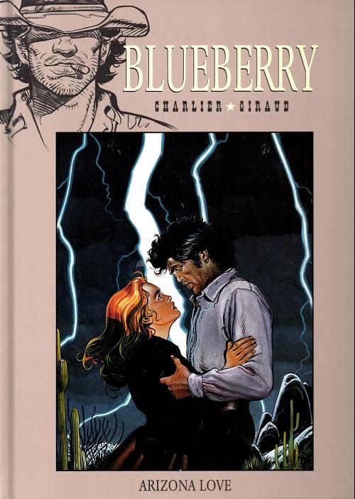 Blueberry – cycle 9 : À la conquête de Pearl, T23 : Arizona love (0), bd chez Hachette de Charlier, Giraud