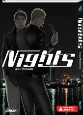 Nights, manga chez Asuka de Yoneda