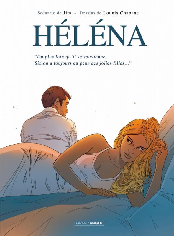 Héléna T1, bd chez Bamboo de Jim, Chabane, Delphine