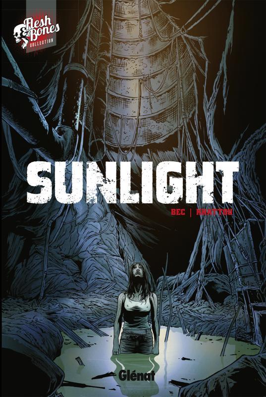 Sunlight, comics chez Glénat de Bec, Khattou