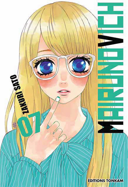 Mairunovich  T7, manga chez Tonkam de Sato