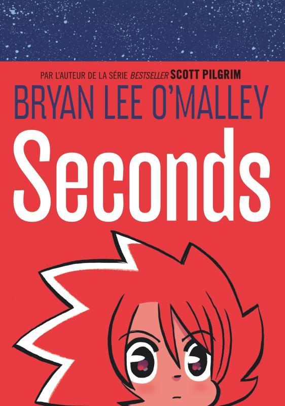 Seconds, comics chez Dargaud de O'Malley, Fischer, Fairbairn